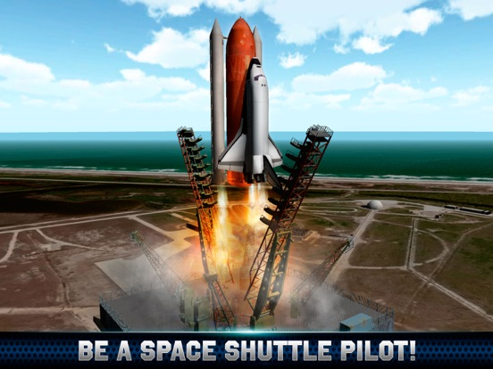 Space Shuttle Flight Simulator 3D Free | App Price Drops
