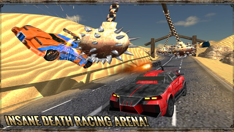 Furious Death Race 3D – Cars Combat Kills Rally Racing screenshot-3