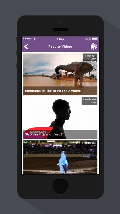 Media Center for Sony Bravia Smart TVs screenshot-3