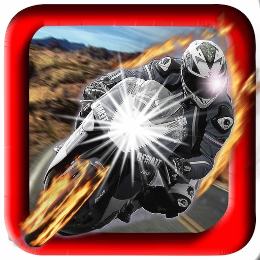 Radiation Fire Bike - Furious One Touch Motorcycle Racing