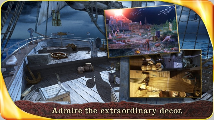 20 000 Leagues under the sea - Extended Edition - A Hidden Object Adventure screenshot-3