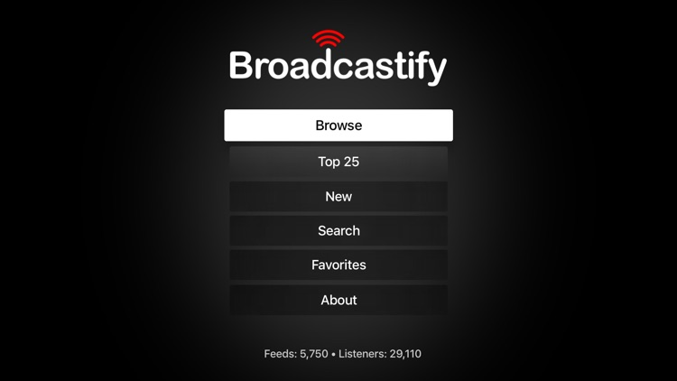 Broadcastify TV