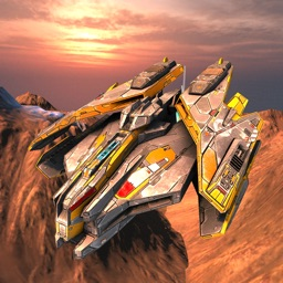 Hover Racing 3D - Adrenaline Space Hovercraft Dirt Drone Simulator