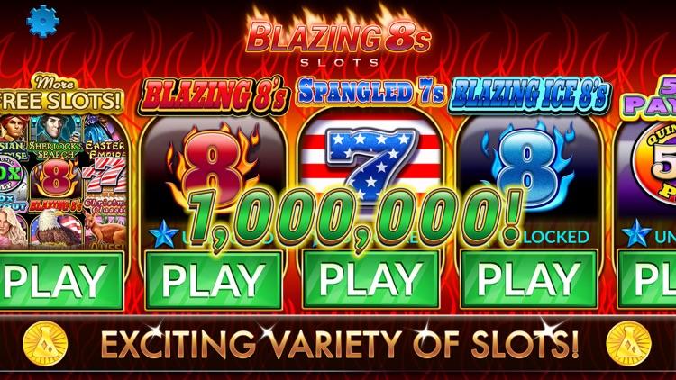 blazing slots free coins