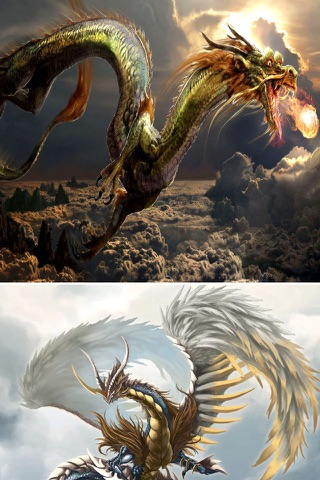 Dragon Wallpapers - HD Dragon Wallpapers and Backgrounds screenshot 3