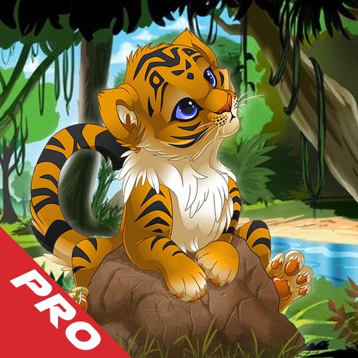 Baby Tiger Hunter PRO icon
