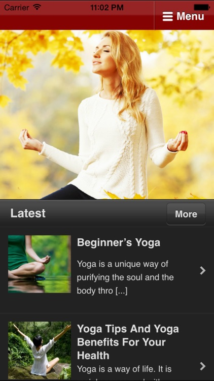 Yoga for Beginner - Basic Yoga Workout for Dummies screenshot-0