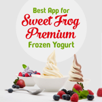 Best App for Sweet Frog Premium Frozen Yogurt