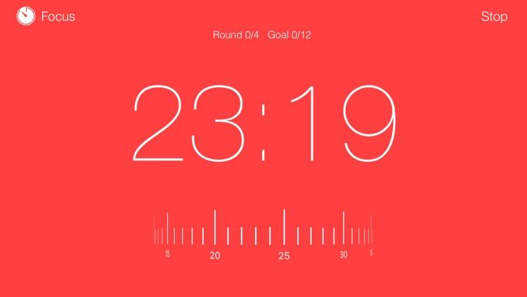 Focus Keeper : Work & Study Timer screenshot-3