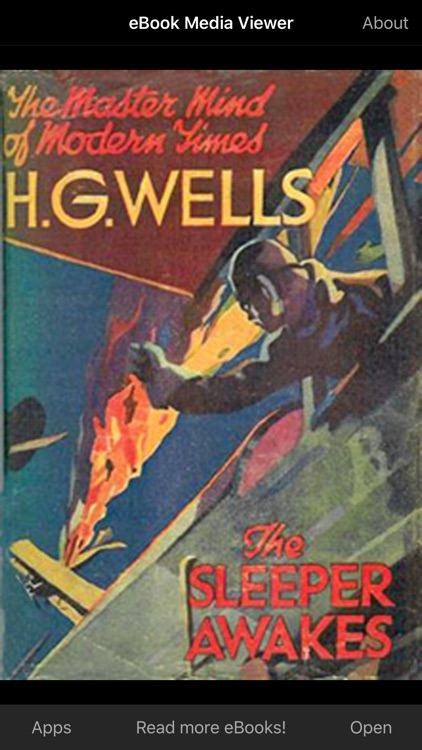 eBook: H.G. Wells The Sleeper Awakes