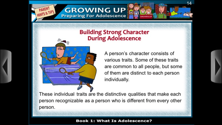 Growing Up: What is Adolescence? screenshot-3
