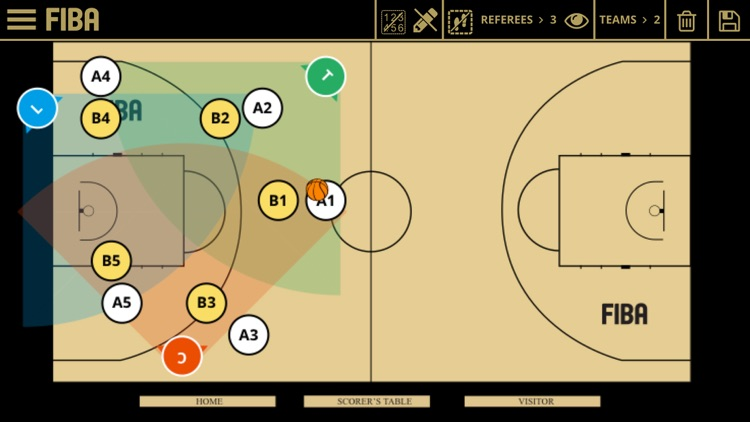 FIBA iRef PGC screenshot-0