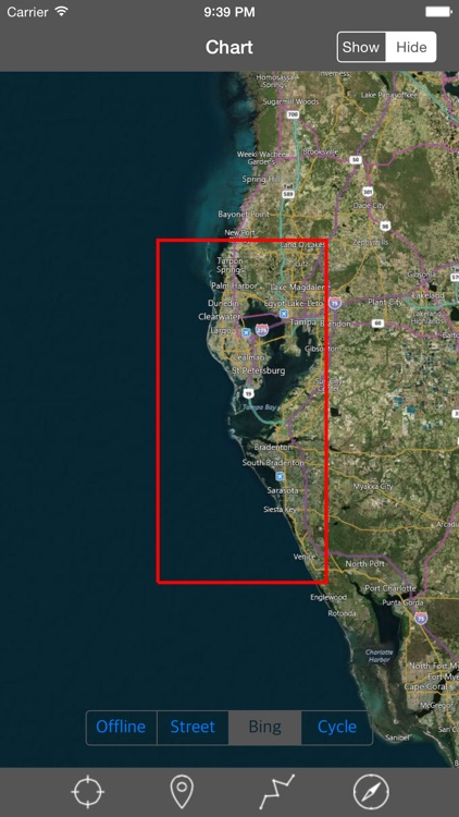 Tampa Bay (Florida)  - Raster Nautical Charts screenshot-4