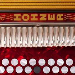 Hohner Melodeon Pro - Two-Row Diatonic Accordion