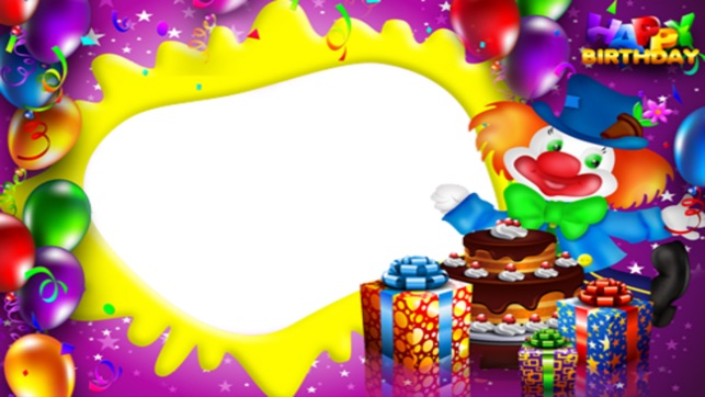 Birthday Frames - FREE on the App Store