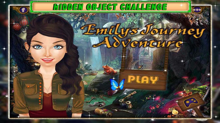 Emily's Journey - Adventure of Hidden Objects