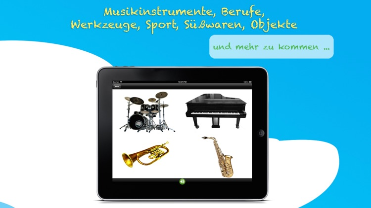 ABC Für Kinder: Learn German - letters and words screenshot-3