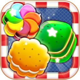 Amazing Smash Cookie Popstar - Cookies match 3
