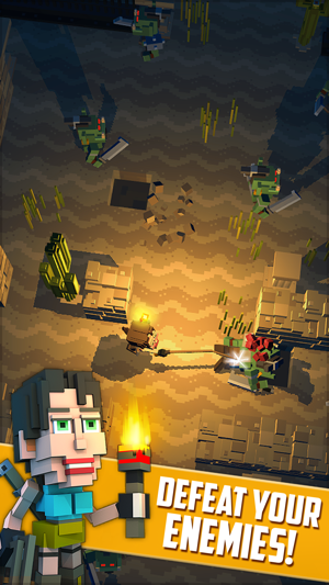 Boxy Kingdom Screenshot