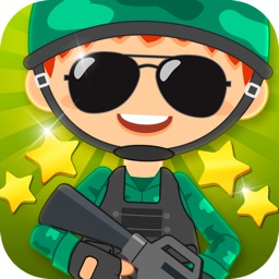 Little Soldier Dress Up Game