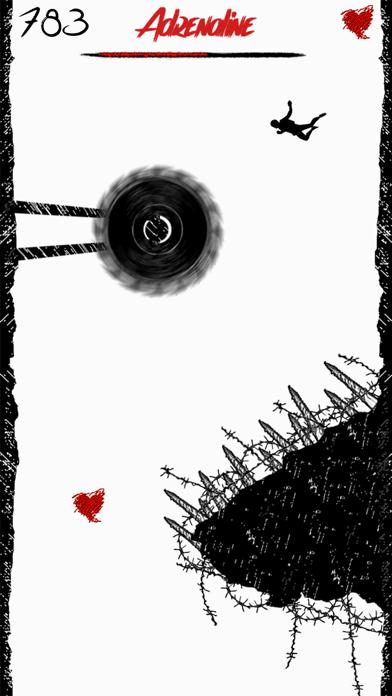 Endless Falling screenshot two