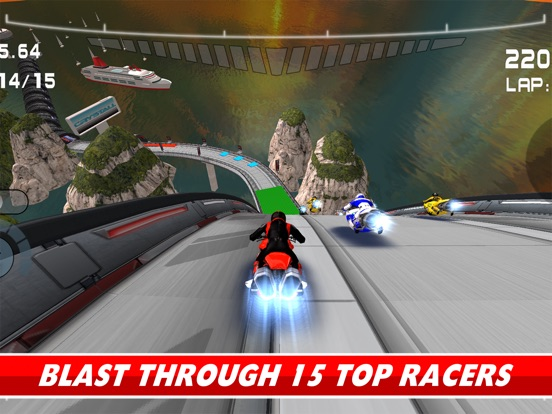 Impulse GP - Super Bike Racing для iPad