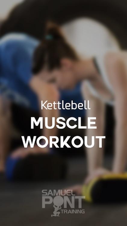 Kettlebell Muscle Workout