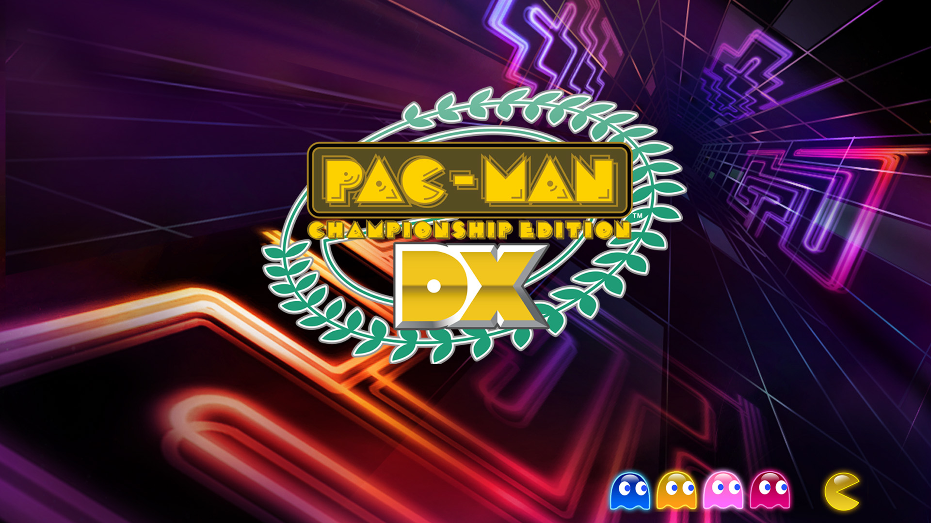 PAC-MAN CE DX screenshot 11