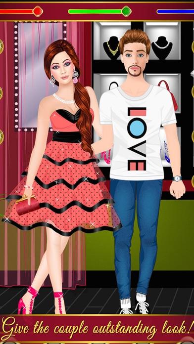 Romantic Couple Dress Up Game screenshot four