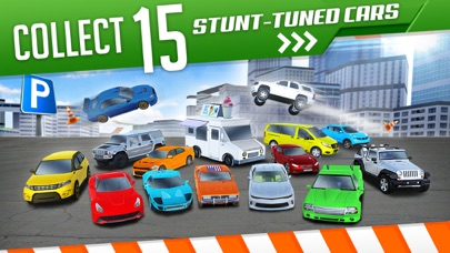 Roof Jumping 3 Stunt Driver Parking Simulator an Extreme Real Car Racing Gameのおすすめ画像2