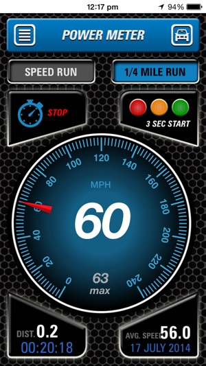 Speedometer Race & Track on the App Store