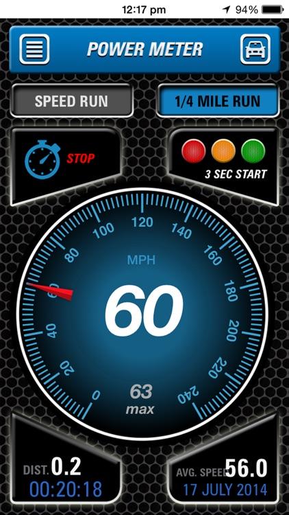Speedometer Race & Track screenshot-4