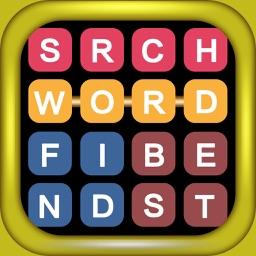 Word Search Pack - Find Hidden Crosswords, NumberLink, Unblock Block & Sudoku Puzzles Quest Mode