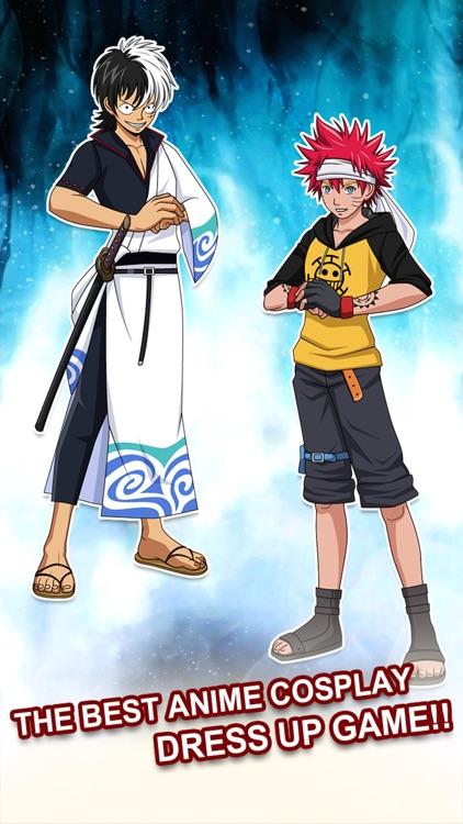 """ Manga Hero Transform "" : The Anime Boy of Fairy tail Edition Dress up"
