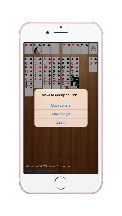 i-Freecell screenshot-1