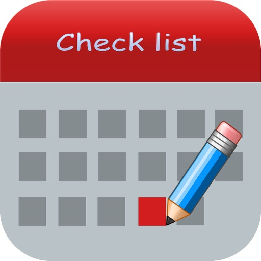 Schedule Maker - Make a List of Task Business Projects & Things To Do