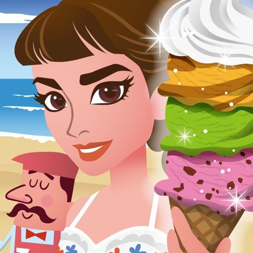 アイスクリーム屋さん トニーのお店