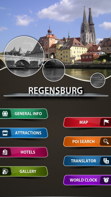 Regensburg Tourism Guide screenshot-1