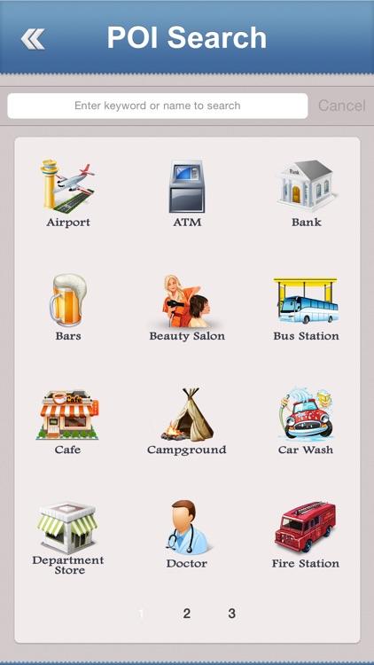 Georgia Offline Travel Guide screenshot-4