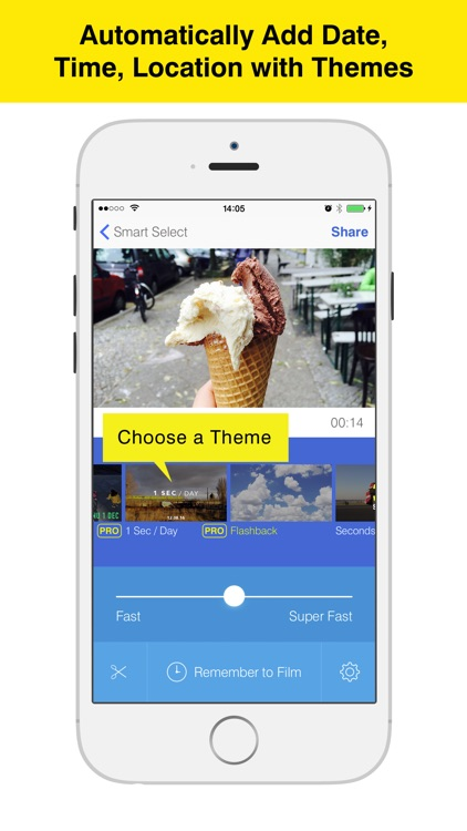 VideoSlam - Instant Video Compilations from your Videos and Photos screenshot-3