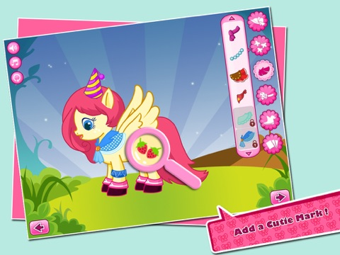 Pretty Pet Pony для iPad