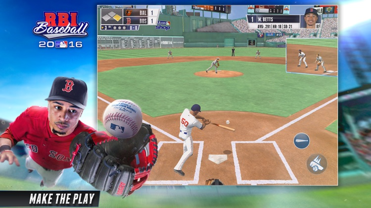 R.B.I. Baseball 16 screenshot-4