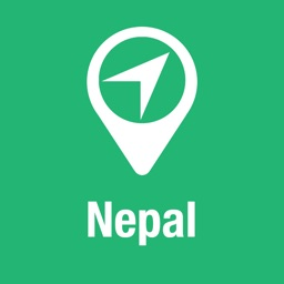BigGuide Nepal Map + Ultimate Tourist Guide and Offline Voice Navigator