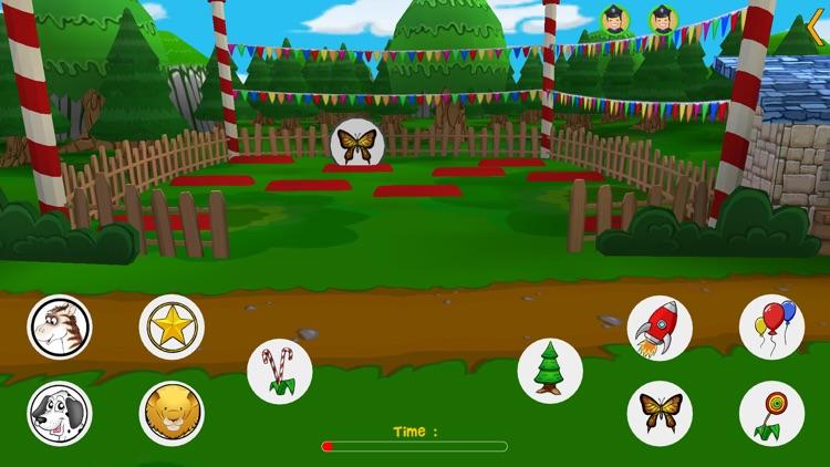 captivating rabbits for kids - free screenshot-3