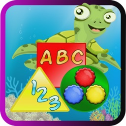 ABC Numbers Shapes Colors FULL