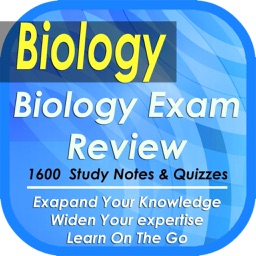 Biology Exam Review: 1660 Study Notes & Quizzes