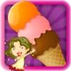 Ice Cream Maker - Frozen ice cone parlour & crazy chef adventure game
