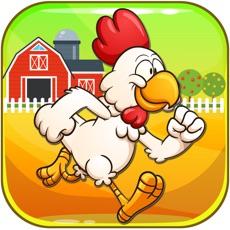Activities of Brave Chicken Run - The Hero Runner To Grab Golds Game
