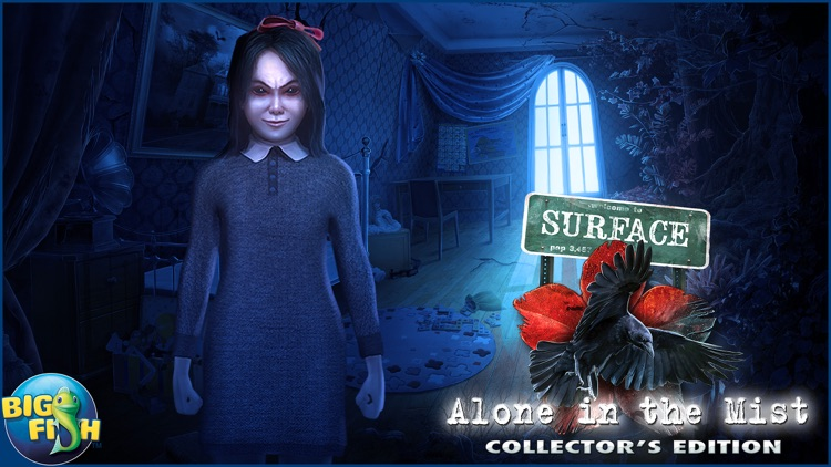 Surface: Alone in the Mist - A Hidden Object Mystery screenshot-4