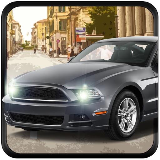 Traffic Car Driving - City iOS App